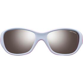 Julbo Solan Spectron 3+ Sunglasses 4-6Y Kinder lavender/pink-gray flash silver